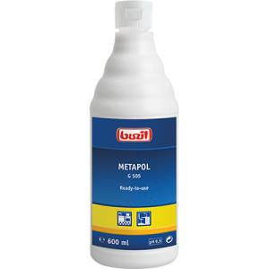 detergent aluminiu buzil G505 metapol