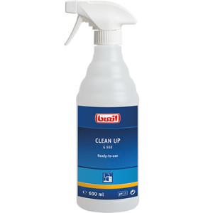 buzil G555 clean-up