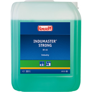 detergent industrial buzil IR45 indumaster strong