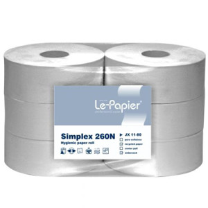 hartie igienica lepapier jx11-80b